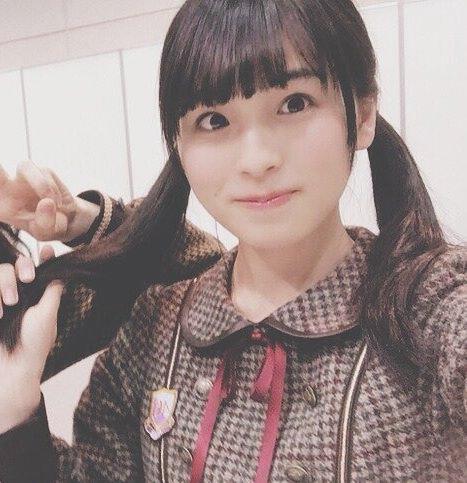 人気上昇中!乃木坂46三期生 大園桃子ちゃん風ヘアスタイル・髪型5