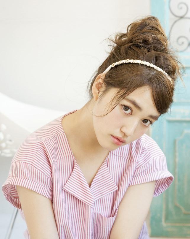 お洒落すぎっ!『ゆる~く&くしゅっ』なメッシーバンアレンジ70選☆3