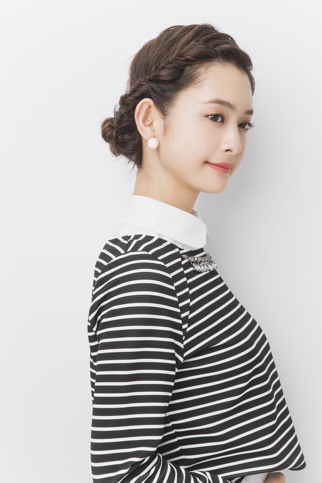 お洒落すぎっ!『ゆる~く&くしゅっ』なメッシーバンアレンジ40選☆4