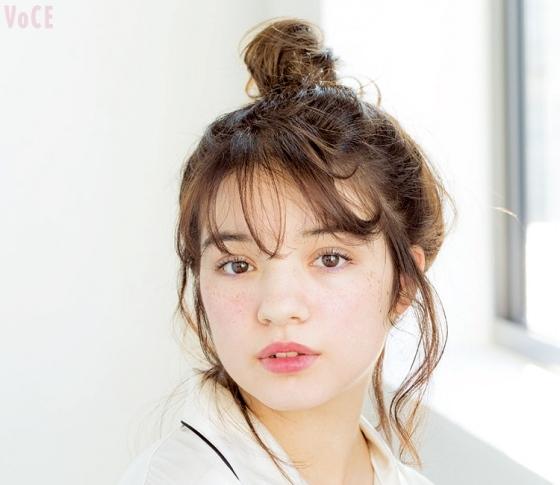 お洒落すぎっ!『ゆる~く&くしゅっ』なメッシーバンアレンジ40選☆10
