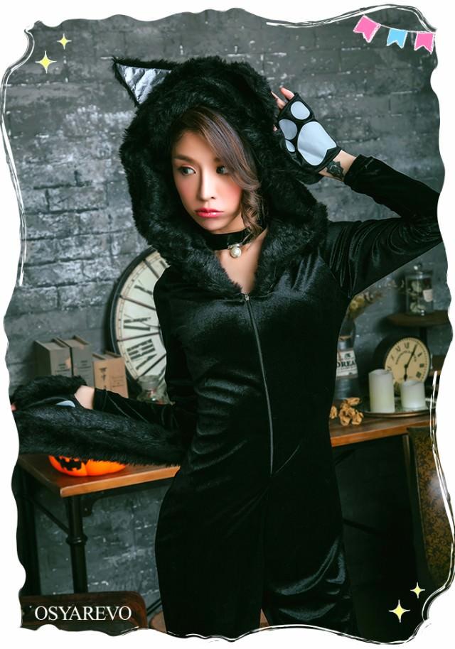 女子に大人気☆ハロウィンの猫コスに合うヘアアレンジ5