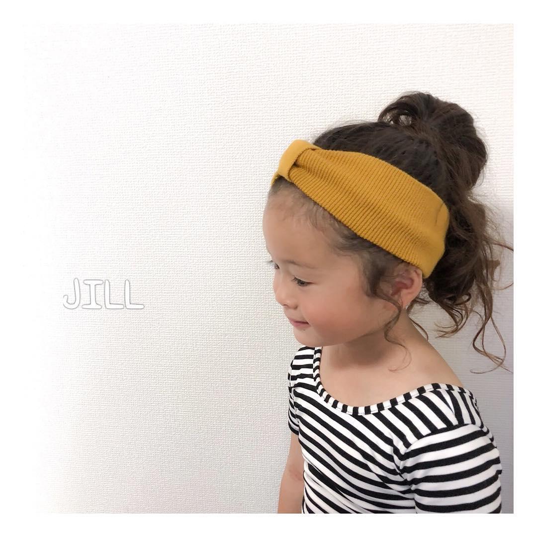 伸ばしかけのハンパ前髪でもできるヘアアレンジ3