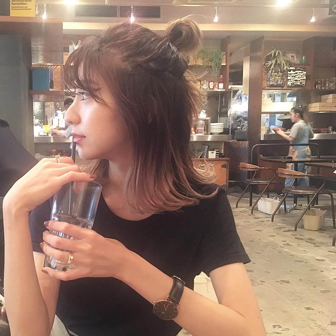カフェ巡りデートにオススメのヘアアレンジ3 - コピー