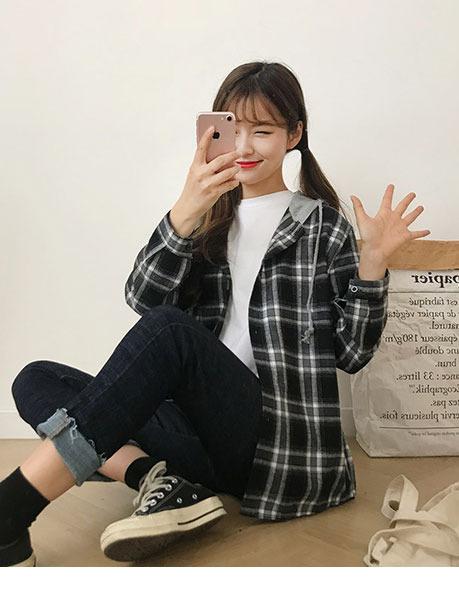 双子コーデにおすすめ☆BIGシャツに似合うヘアアレンジ4