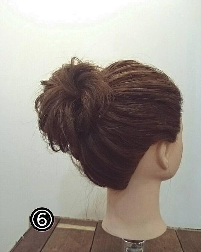 下北風ファッションに似合うヘアスタイル