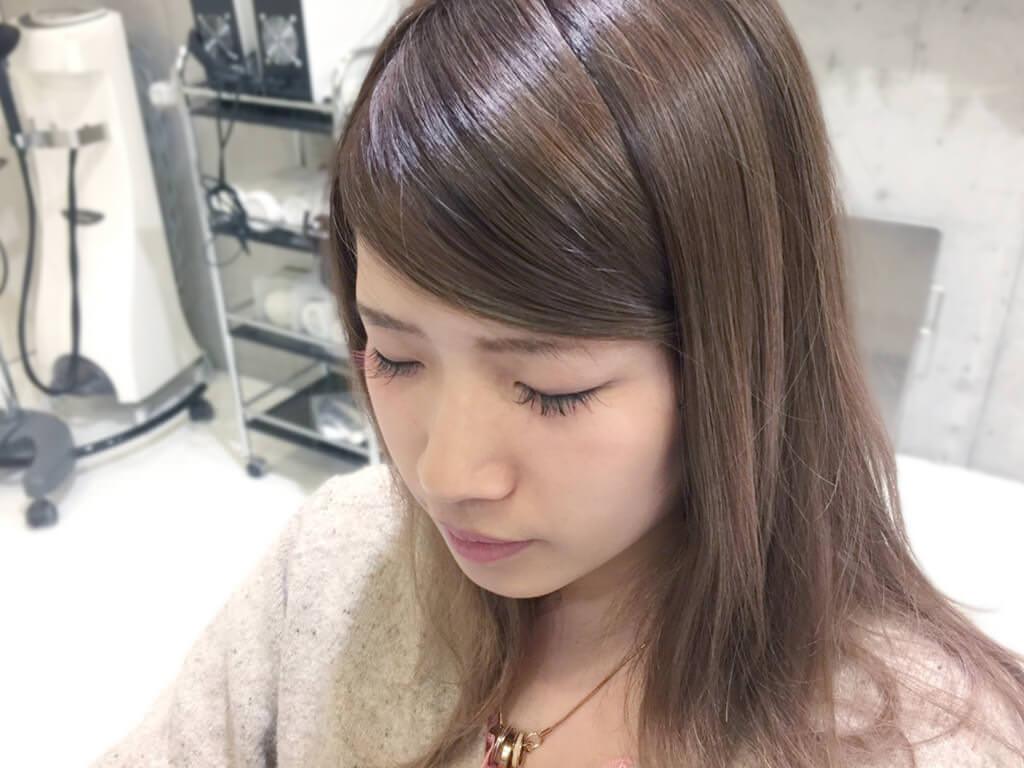 「前髪命!」はもう古い⁉ノーバングの最新かわいいヘアスタイル♡ストレート