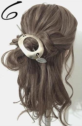 スタイルアップ!ウエストマークファッションに合うヘアスタイル10