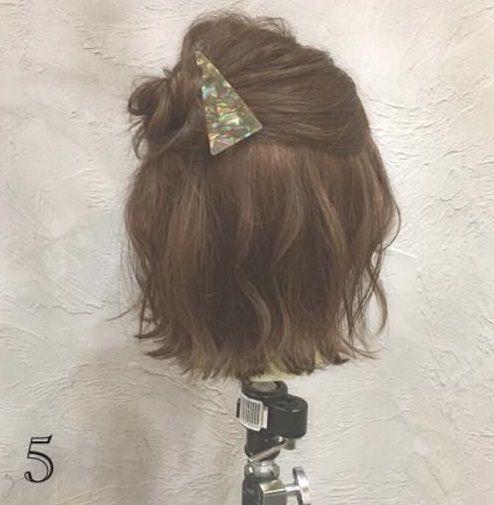 ブーム真っただ中!大人気韓国グループの女の子になれちゃうヘアスタイル♡ショート外ハネジヒョ