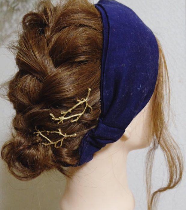 スタイルアップ!ウエストマークファッションに合うヘアスタイル8