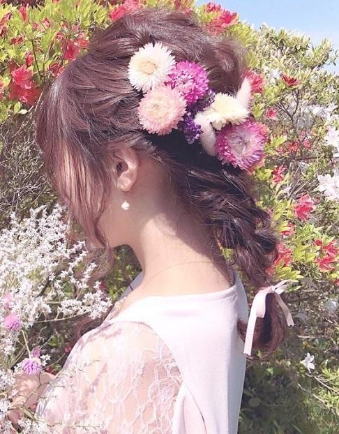 彼ウケ重視♡お花見デートにしていきたいヘアアレンジ