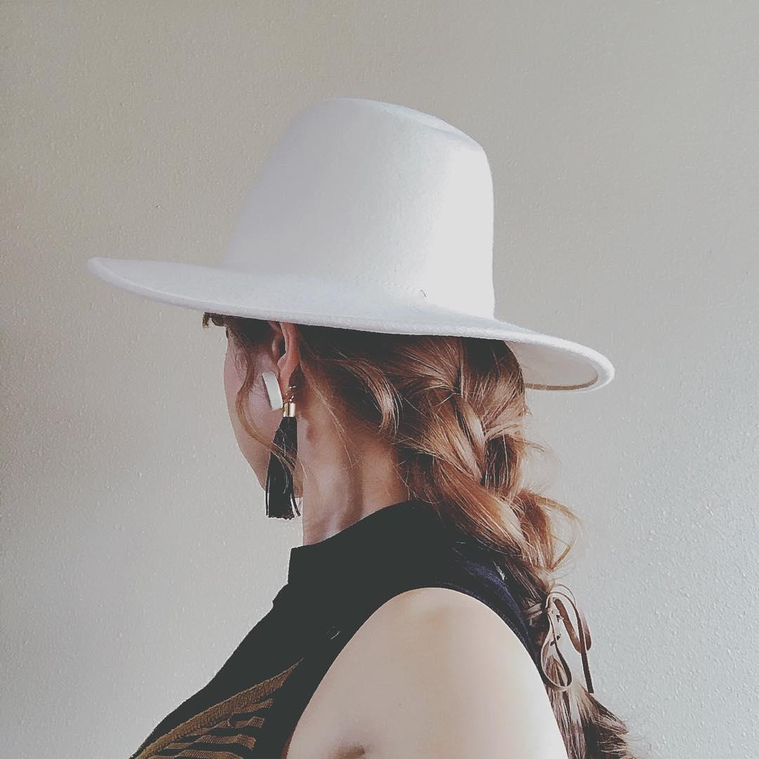 日焼け対策にばっちり◎帽子を被る時におすすめのヘアアレンジ6