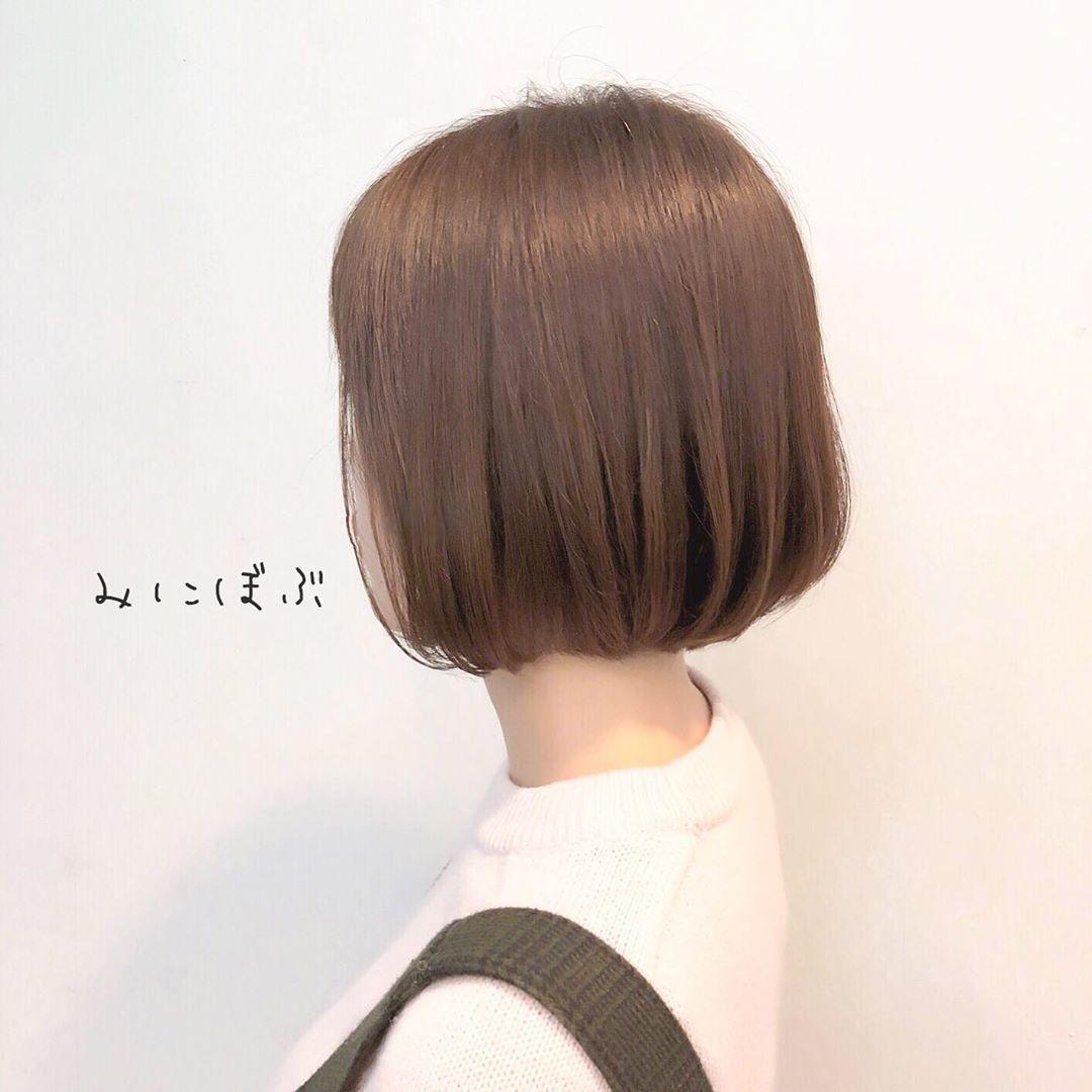 横顔美人になりたい!横顔を綺麗に見せるヘアアレンジ3