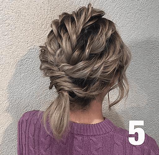 オシャレ女子の大定番☆スポーティーアイテムにぴったりのヘアアレンジ9