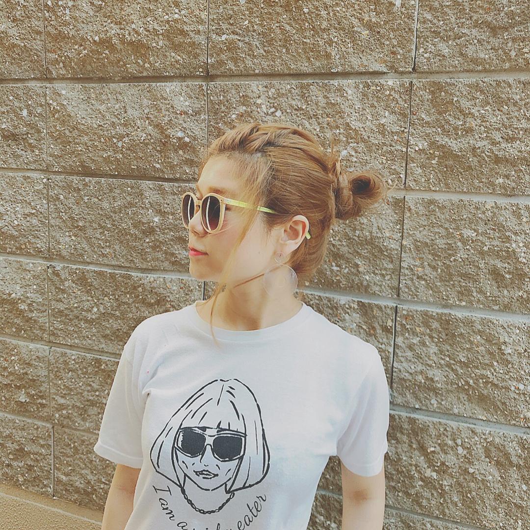 オシャレ女子の大定番☆スポーティーアイテムにぴったりのヘアアレンジ3