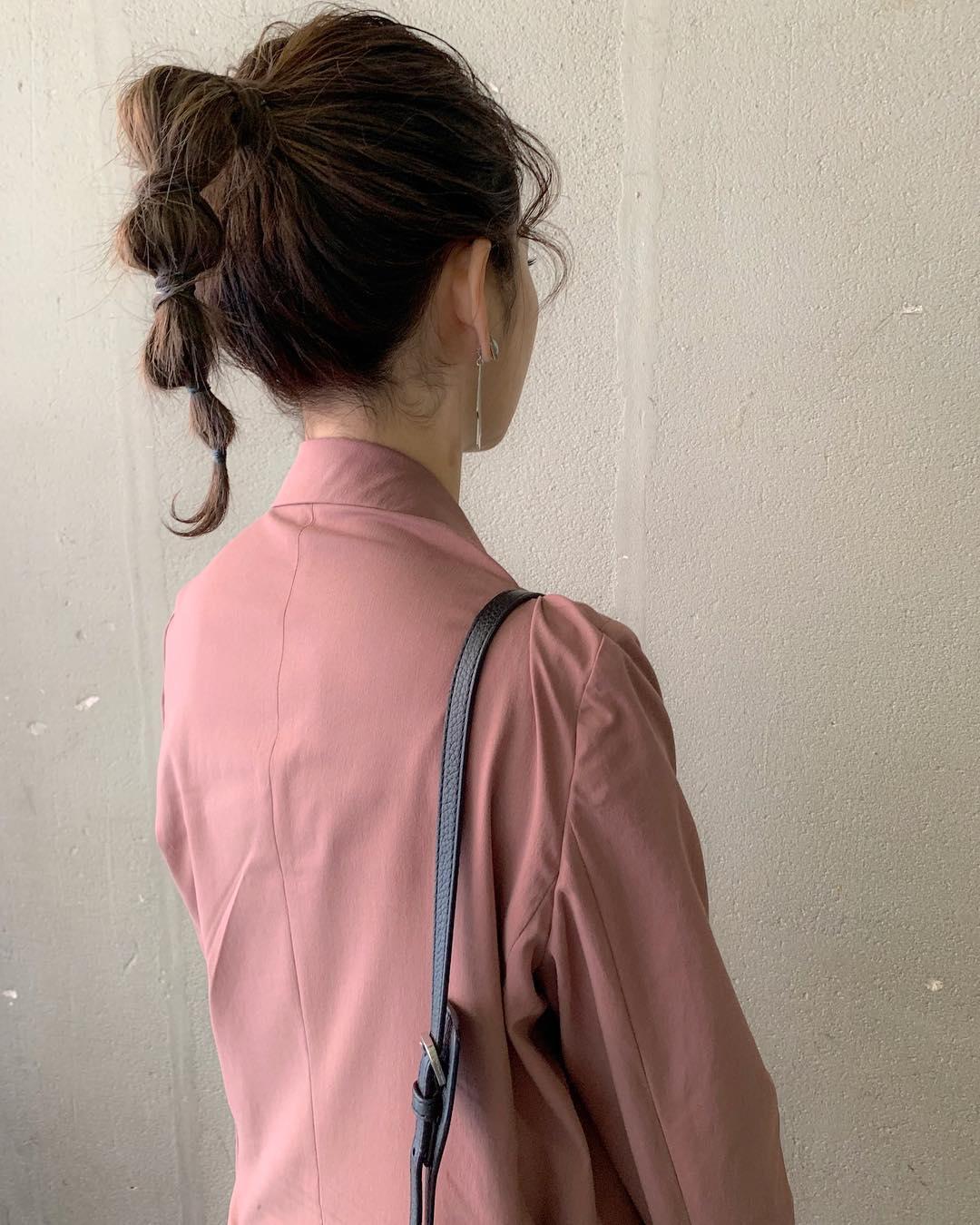 オシャレ女子の大定番☆スポーティーアイテムにぴったりのヘアアレンジ8