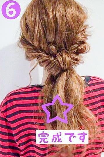 オシャレ女子の大定番☆スポーティーアイテムにぴったりのヘアアレンジ7
