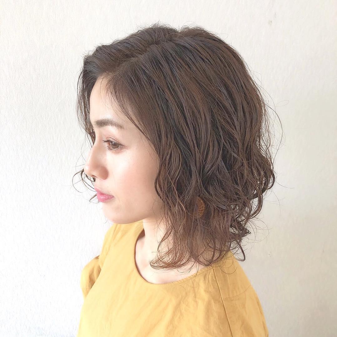 ナチュラルで大人っぽい☆シトラスカラーのアイテムに合うヘアアレンジ3