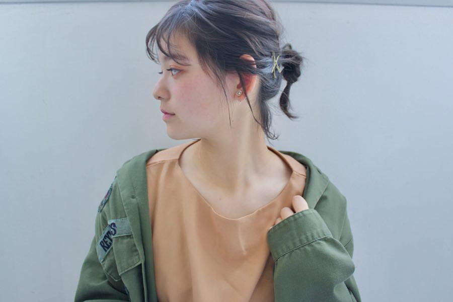 """夏はこれで決まり!""""ジューシーメイク""""にピッタリなヘアアレンジ♪ 7"""