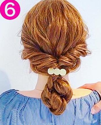 オシャレさんは絶対取り入れたい☆海外発のヘアアレンジ8