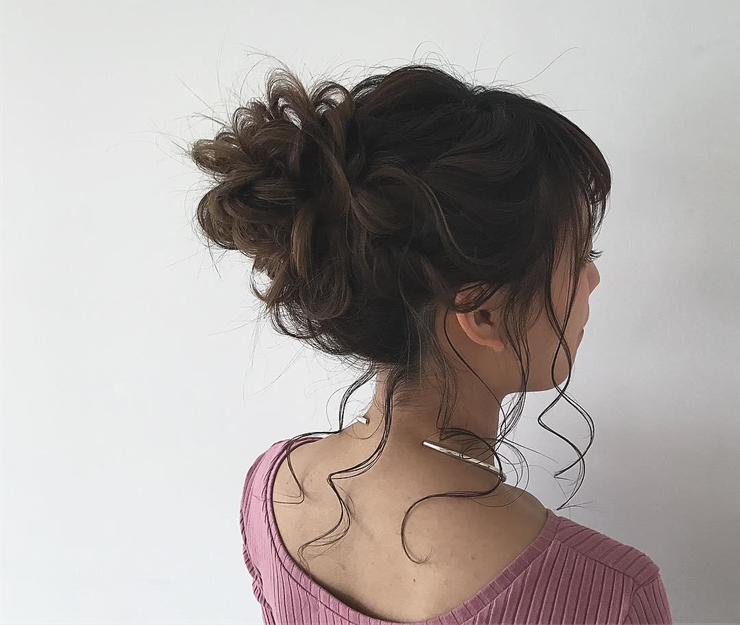 憧れる女子急増中!きぬちゃんのバラエティに富むヘアアレンジ特集7