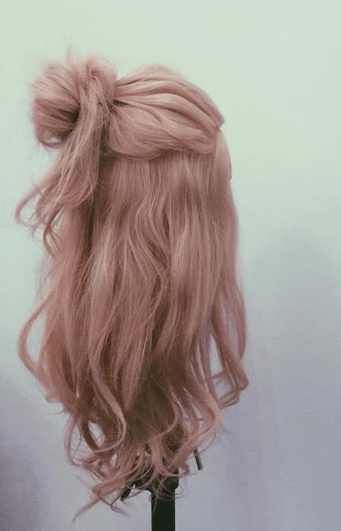 オシャレさんは絶対取り入れたい☆海外発のヘアアレンジ7