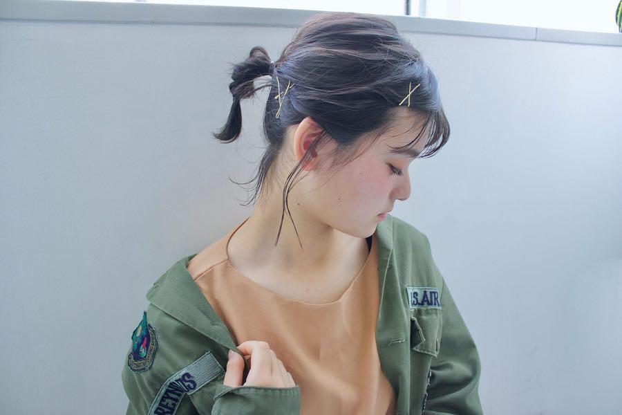 秋コーデにぴったり♪シャツジャケットに合うヘアアレンジ5