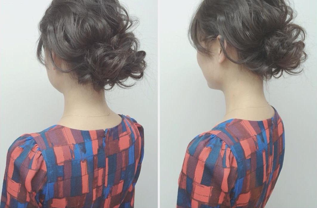 ファッションとヘアの相性は?トレンドのレトロ柄に合うヘアアレンジ7