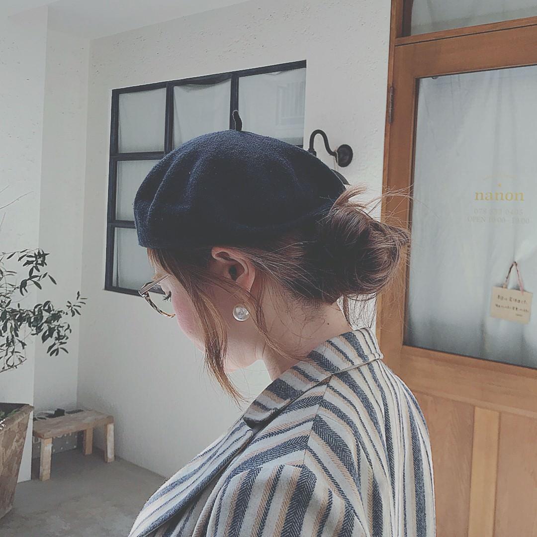 一気にハンサムに♪スーチングに合うヘアアレンジ6