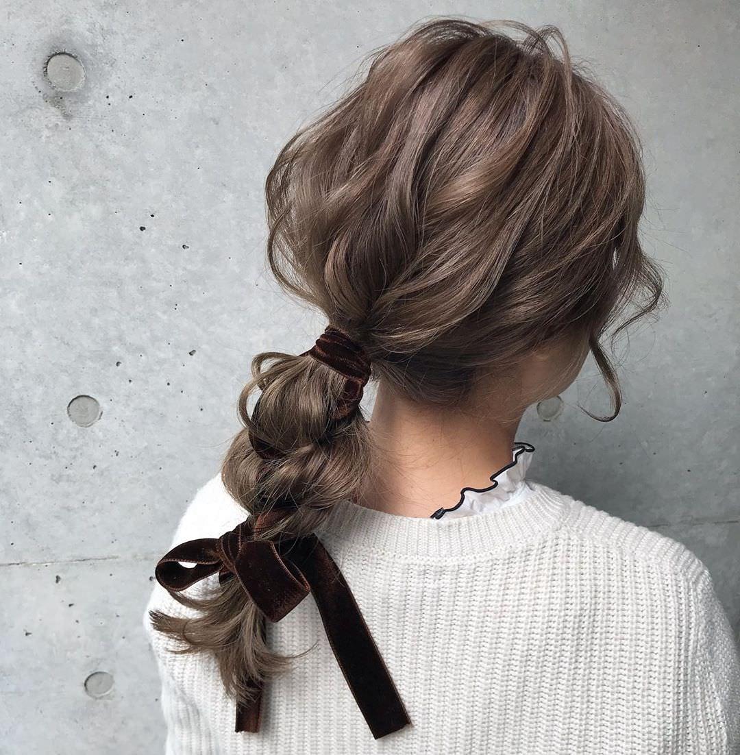好印象◎お正月にぴったりのヘアアレンジ8