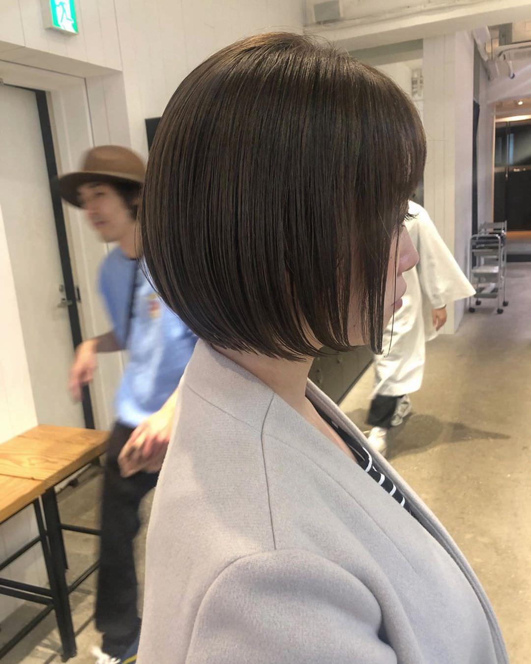 トレンド☆ロングコート×ロングスカートの組み合わせに合うヘアアレンジ10