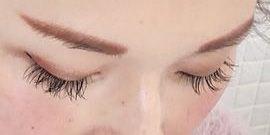 太眉の流行り到来!!しっかり眉の魅力を引き出すオシャレヘアアレンジ♪9point
