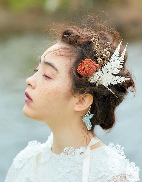 2020年夏のトレンドアクセ☆「イヤーカフ」に合うヘアアレンジ