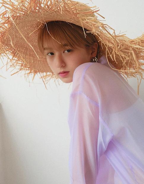 夏に向けて☆透け感ファッションにあうヘアアレンジ