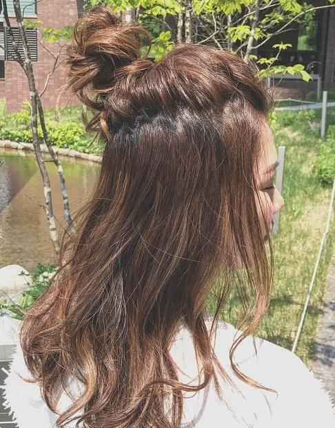 太陽の下でより輝く♪夏だからこそしたいアップスタイルヘアアレンジ♪