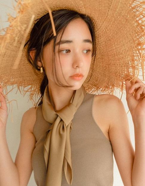 汗をかいても気にならない!夏にぴったりの前髪ナシヘアスタイル☆