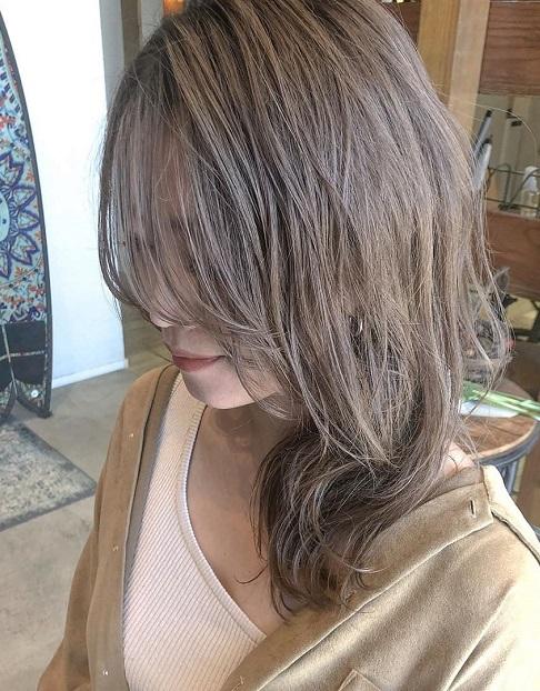 日本人に多い赤みのある髪質をなんとかしたい!赤み消しカラー特集♪