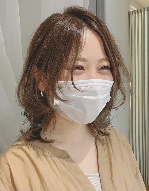 めざせマスク美人♪2020年秋トレンドのアーチ眉にぴったりヘアスタイル☆
