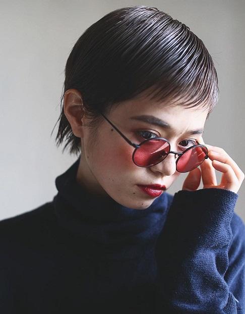 メガネをコーデの主役に♪メガネにぴったりヘアスタイル☆