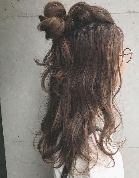 寒い季節のオススメヘア!髪の長さ別ハーフアップでなりたい自分のイメージに♪