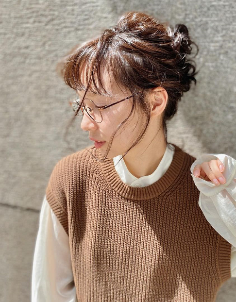 髪が傷みやすい冬の時期に!アイロンやコテを使わないヘアアレンジ♪