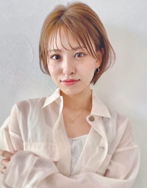 流行の最先端前髪☆可愛い人がよくしている韓国風バング特集
