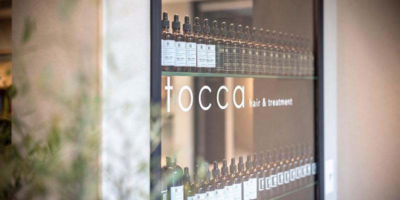 tocca hair & treatment(トッカ)博多駅筑紫口店