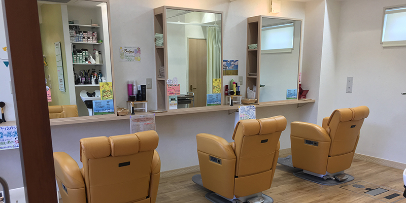 creo hair design&relaxation