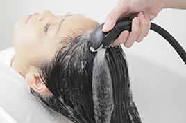 【平日限定】頭皮クレンジング+エンジェルリングトリートメント【施術時間30分】