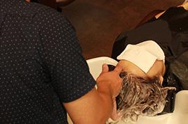 エヴァーリーフ~スキャルプエステヘッドスパ~(マイクロスコープ診断付き)【施術時間25分】
