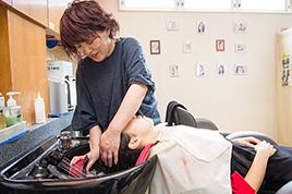 頭皮改善のスキャルプマッサージ+オゾントリートメント【施術時間30分】