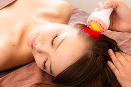 5種類選べるシャンプーマッサージ【施術時間10分】