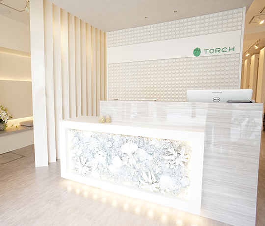 TORCH(トーチ)hair&head spa アスロード店