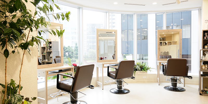 Hair Salon 1214(ヘアサロンイチニイチヨン)