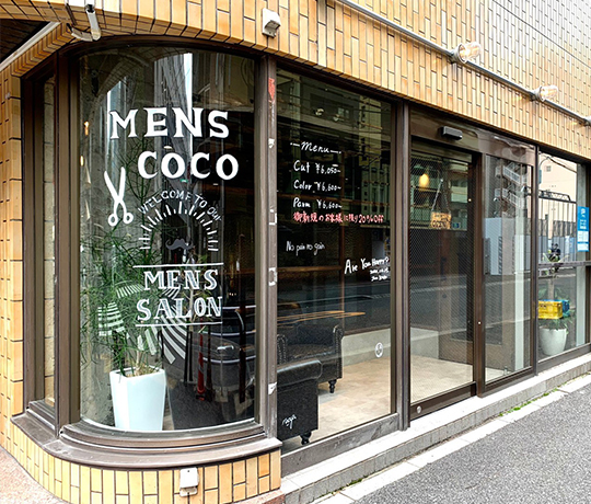 MENS COCO日本橋店
